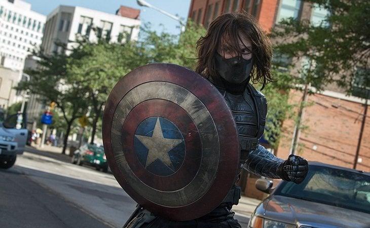 'Capitán América: El Soldado de Invierno', de Anthony & Joe Russo