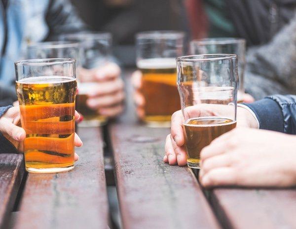 Apartir de este año se sancionará a los padres de los menores que beban