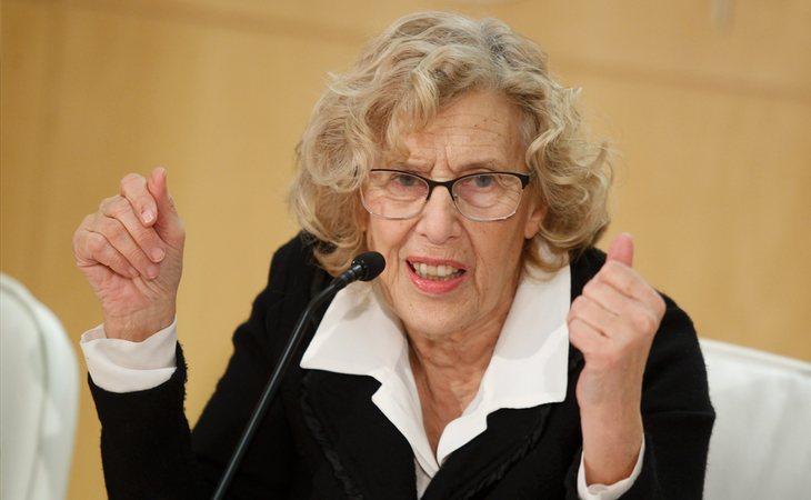 Carmena, tentada por el PSOE