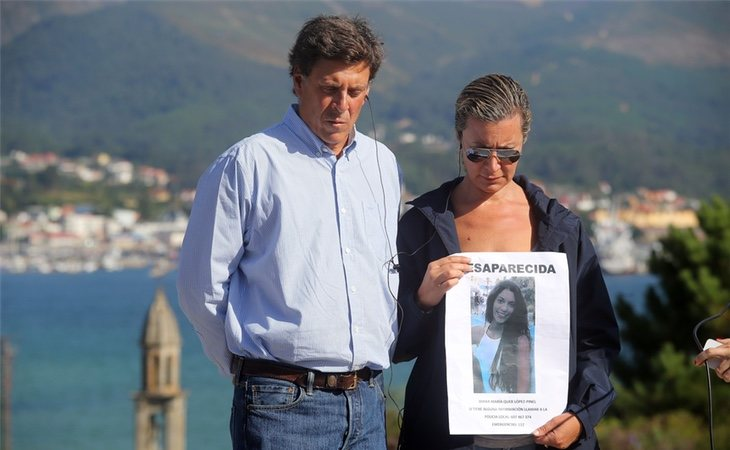 Diana López-Pinel no guarda odio ni rencor al asesino de su hija