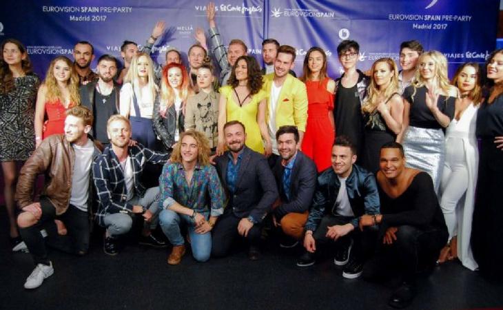 La ESPre-Party en Madrid de 2017