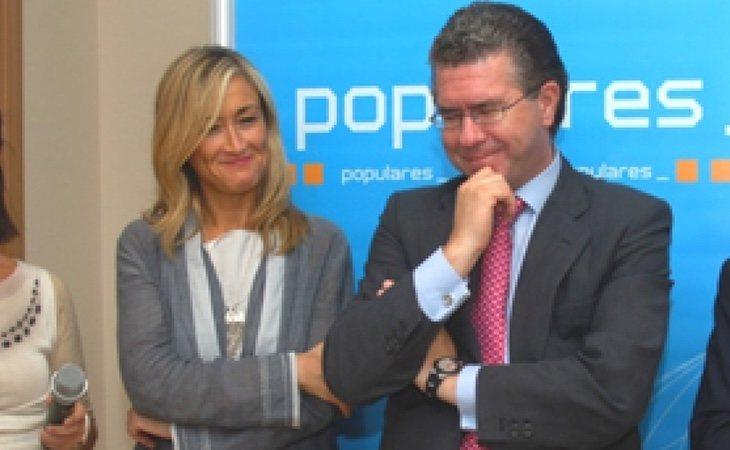 Granados ha vinculado a Cifuentes con la financiación ilegal del PP madrileño
