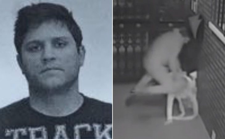 Stoain Marcel fue detenido en la estación de Málaga