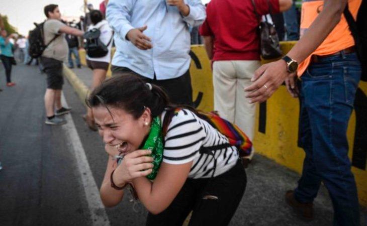 Las protestas se han replicado por todo el país