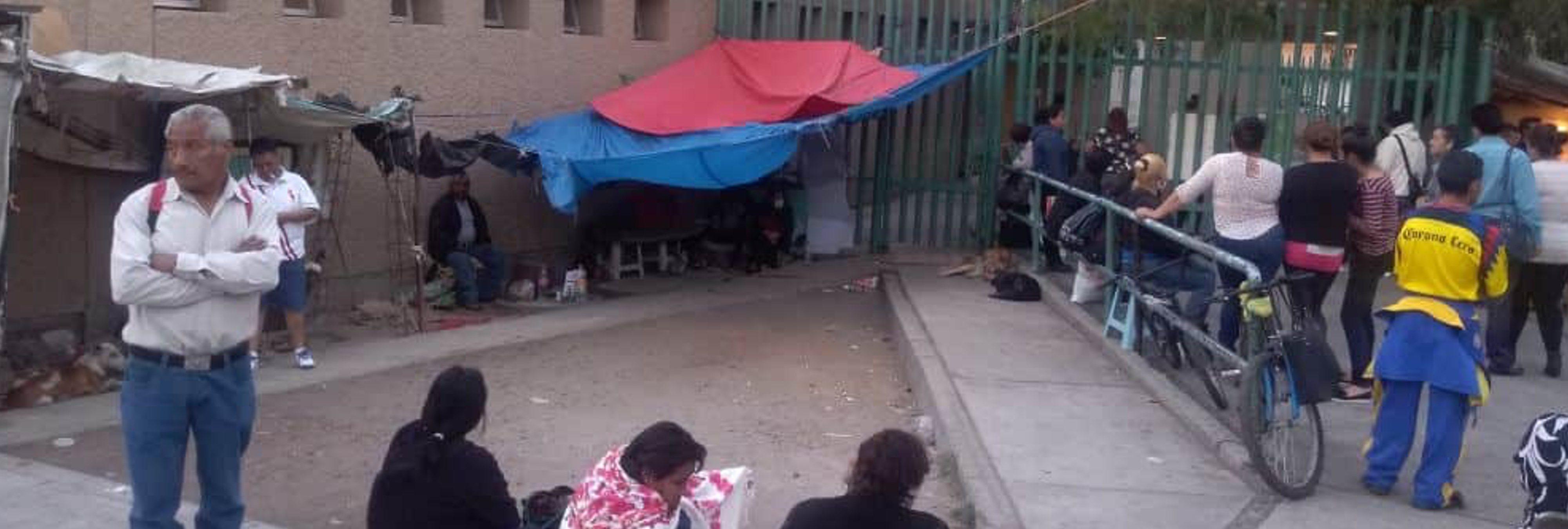 Obligan a varios hospitales mexicanos a reutilizar las jeringuillas por falta de presupuesto