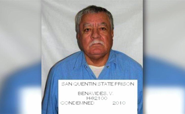 Benavides pasó pena capital a libre por un crimen sin pruebas