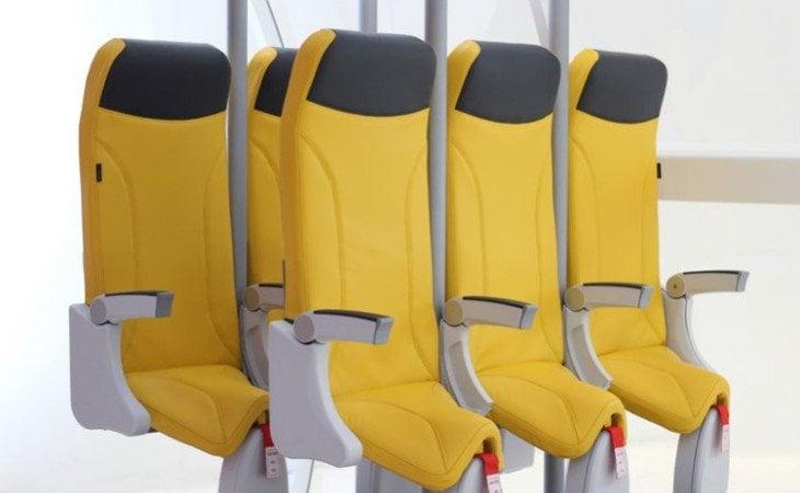 Los asientos más incómodos del mundo