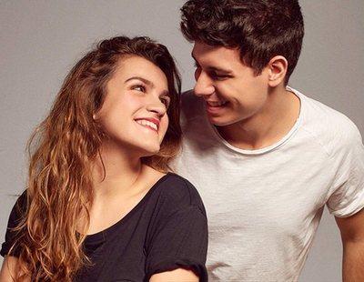 """Amaia y Alfred: """"Si ganamos Eurovisión vamos a enseñar cómo se hace una fiesta en España"""""""