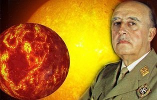 """Proponen renombrar el planeta Mercurio como Franco porque """"está siempre cara al Sol"""""""