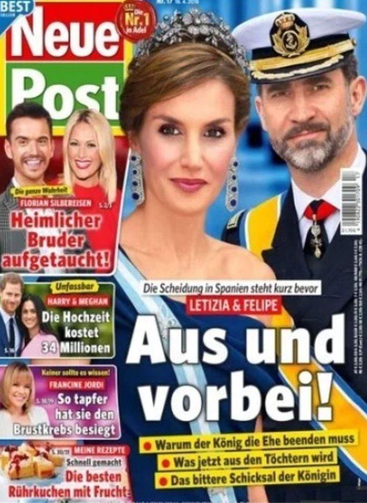 La prensa alemana habla de divorcio real