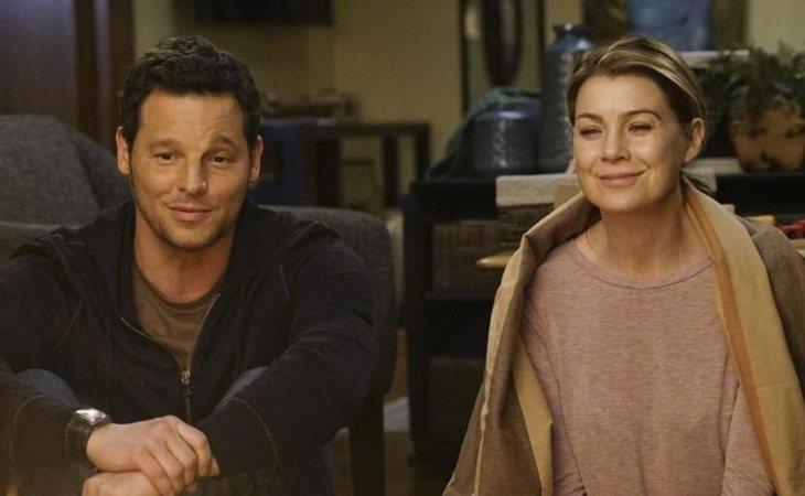 Alex y Meredith mantienen una gran amistad después de años