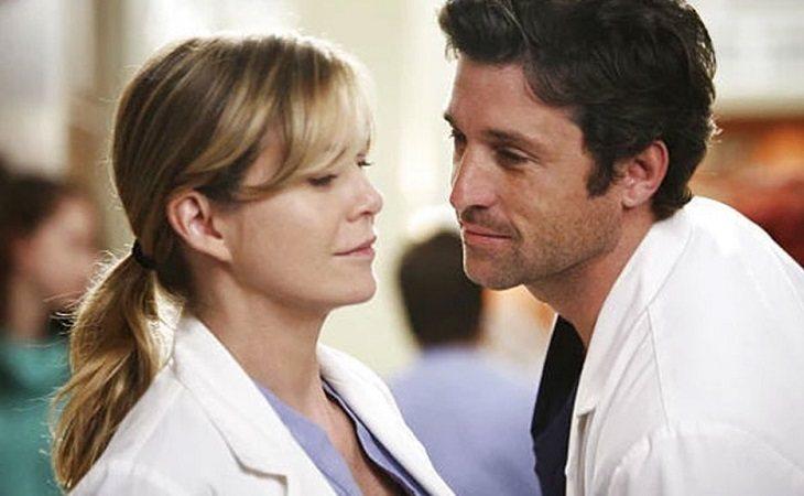 Meredith y Derek han demostrado que el amor verdadero existe