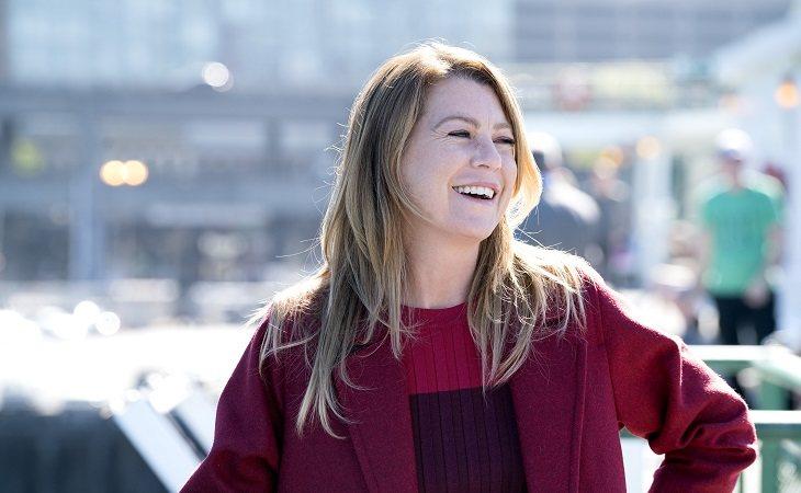 Ellen Pompeo interpreta a Meredith Grey
