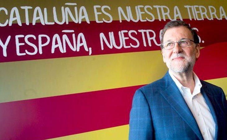 La postura de Rajoy en la crisis catalana ha generado amplia controversia