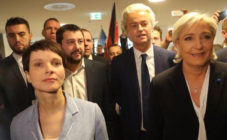 La extrema derecha ha crecido en Europa amparada por el temor al extremismo islámico