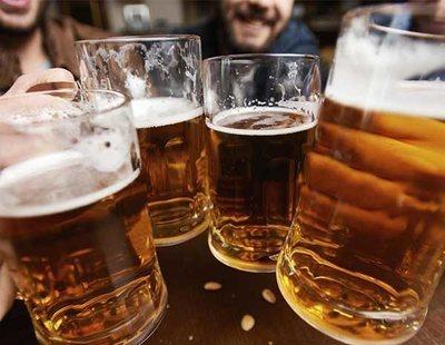 Beber más de cinco cervezas por semana puede dañar seriamente nuestro organismo