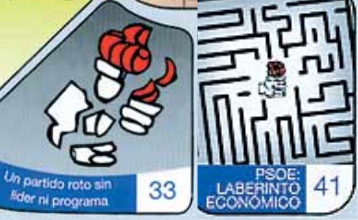 El PSOE, el gran enemigo en la gavioca
