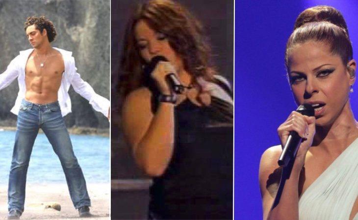 David Bisbal, Davinia y Pastora Soler ya ganaron el 'OGAE'