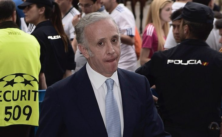 Eduardo Inda, director del periódico que ha dado la noticia