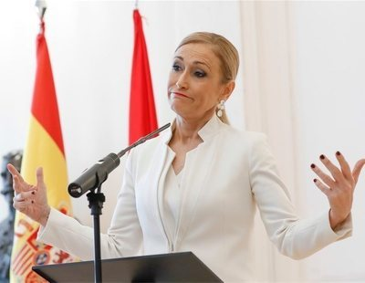 ¿Cristina Cifuentes es cleptómana?: el trastorno que la pudo incitar a cometer el robo