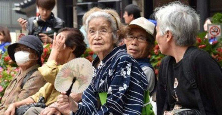 Japón, el país más emvejecido del mundo