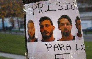 'La Manada' podrá pedir permisos penitenciarios dentro de seis meses