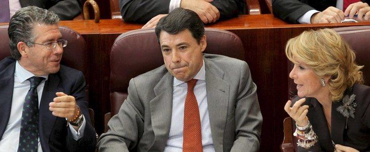 Aguirre, Granados y González ya conocían el vídeo de Cifuentes en Eroski