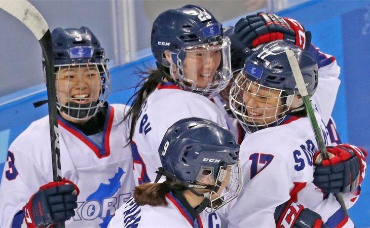 El deporte unió por primera vez a las dos Coreas este mismo año