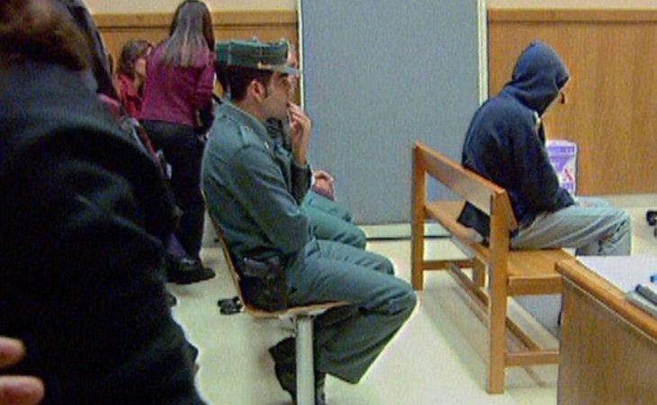 Fotografía del juicio en el que el violador de la Verneda fue condenado a 167 años de prisión