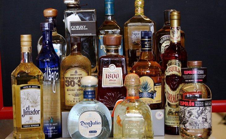 Las grandes empresas del tequila, preocupadas por el futuro del producto