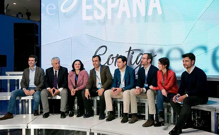 Convención del PP en Sevilla 2018