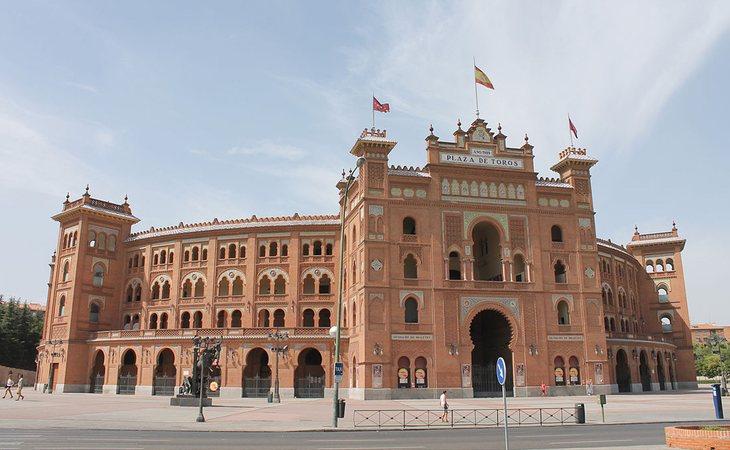 Las Ventas, centro taurino de la capital