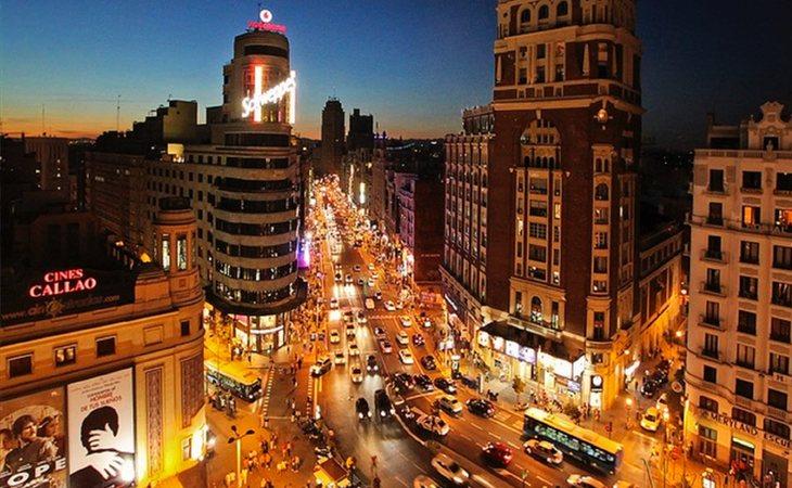 Siempre hay vida en Madrid