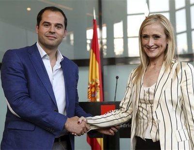 Consecuencias del caso Cifuentes: la mitad de los votantes del PP madrileño se pasan a Cs