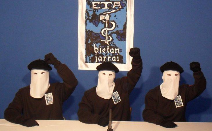 Fin de la banda terrorista ETA