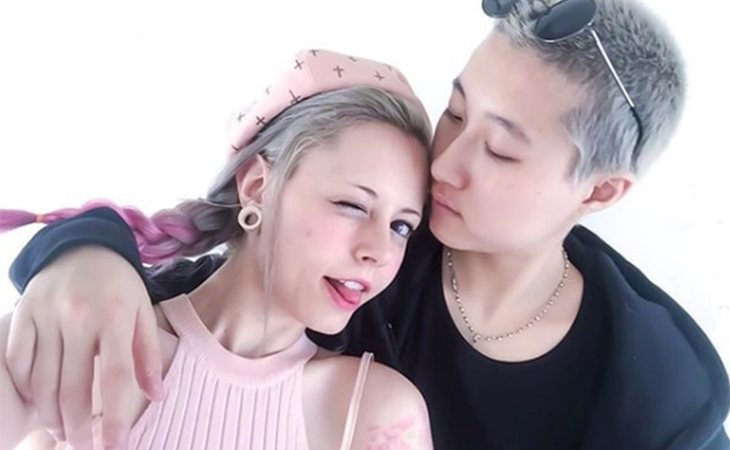 Etta Ng y su novia Andi Autumn
