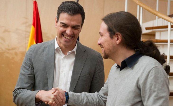 La iniciativa del PSOE encaja con la que presentó previamente Unidos Podemos