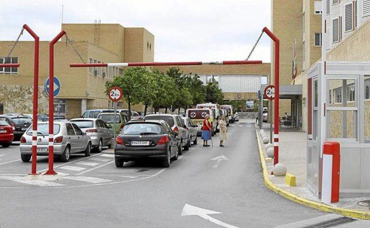 Hospital Marina Baixa en Villajoyosa