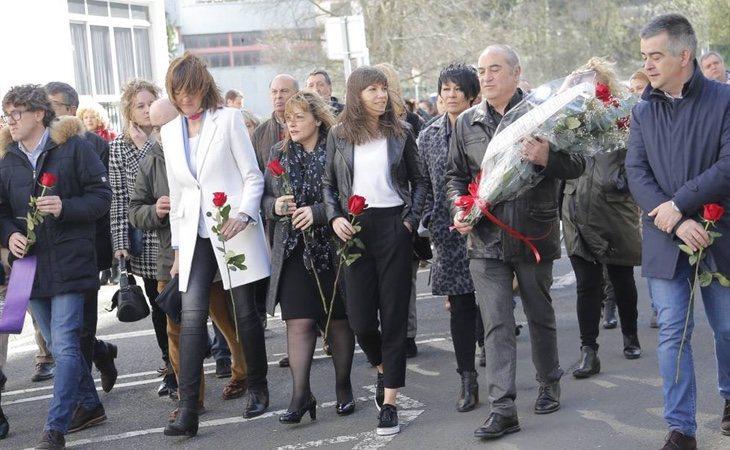 La presencia de Bildu en el homenaje a Isaías Carrasco ha supuesto todo un punto de inflexión