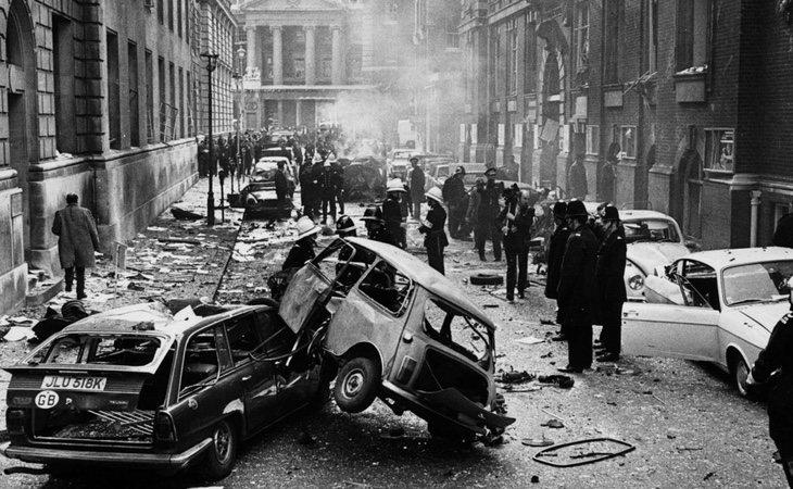 El IRA fue uno de los grupos terroristas europeos más activos surgidos en plena Guerra Fría