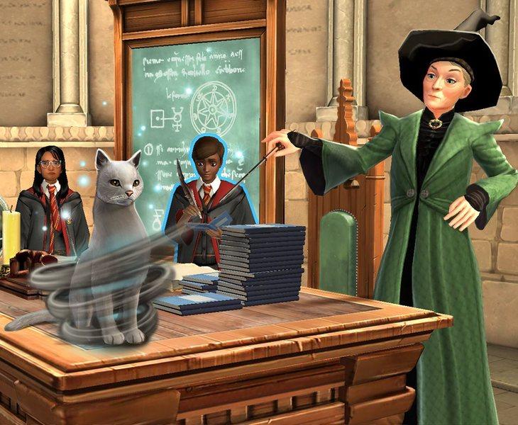 Los errores e incongruencias de 'Harry Potter: Hogwarts Mystery'