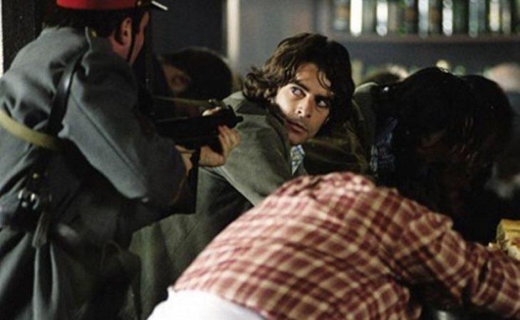 Eduardo Noriega en 'El Lobo'