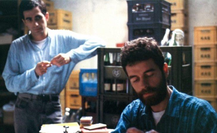 Fotograma ed la película 'Ander y Yul'