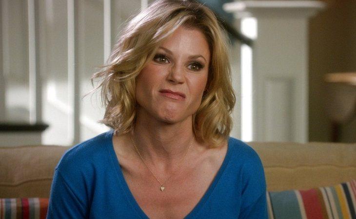 Julie Bowen como Claire en 'Modern Family'