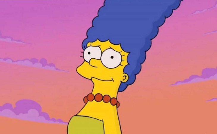 Marge Simpson en 'Los Simpson'
