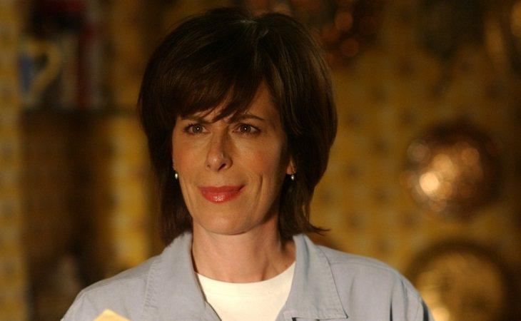 Jane  Kaczmarek como Lois en 'Malcolm in the middle'