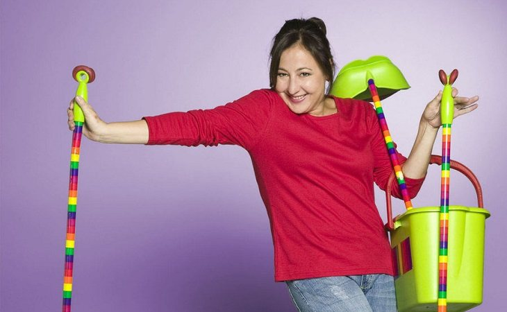 Carmen Machi como Aída en 'Aída'