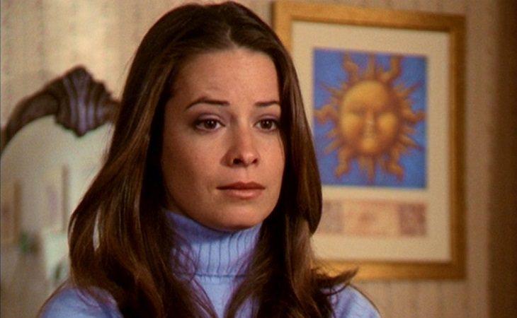 Holy Marie Combs como Piper en 'Embrujadas'