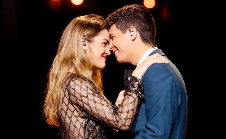 El intimismo y la sencillez, apuesta de España en Eurovisión con Amaia y Alfred(Andres Putting -EBU)