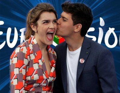 Los representantes de Eurovisión 2018 opinan sobre Amaia y Alfred